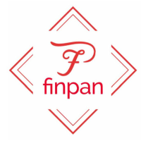 New FinPan Logo in red