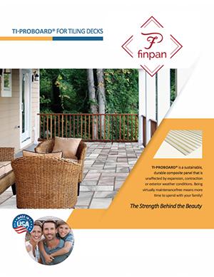 FinPan Ti Proboard Flyer