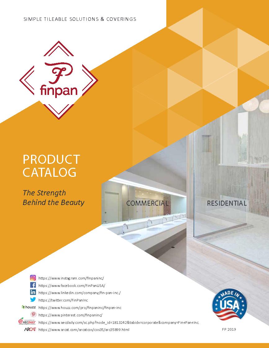 FinPan Catalog 2019