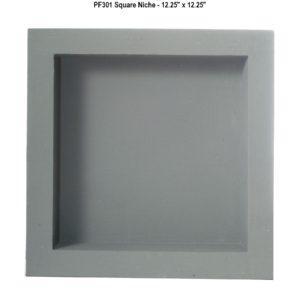 PF301 Square Niche