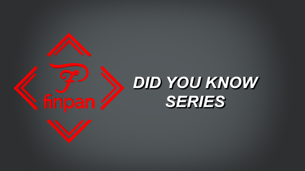 Did you know series